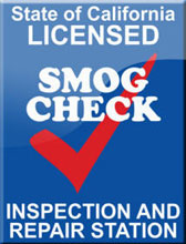 CA Certified Smog Check